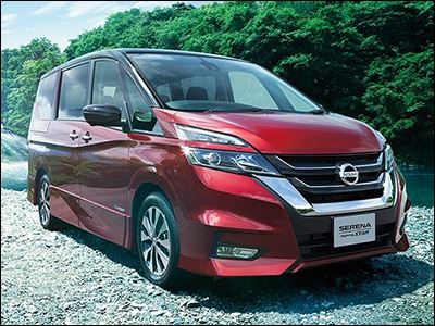 NISSAN 日産自動車九州でクルマの組立